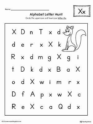 Alphabet Trace Sheets Tracing Names for Kindergarten 20 Best Alphabet Printables