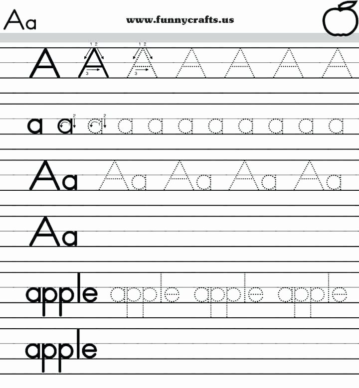 Alphabet Trace Worksheet Alphabet Worksheets for Grade Best First Grade Alphabet