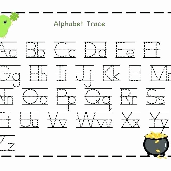 Alphabet Tracing Worksheets Az Pdf Letter Handwriting Worksheet Alphabet Tracing Worksheets