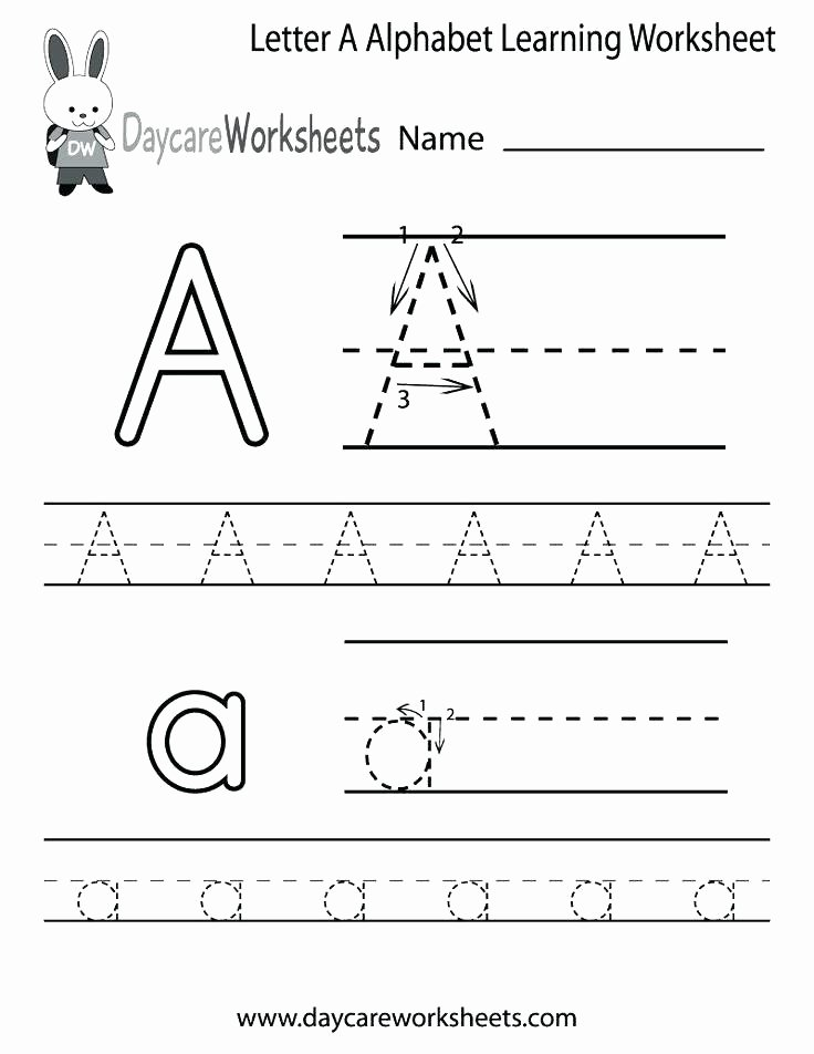 Alphabet Tracing Worksheets Pdf Free Printable Alphabet Letter Tracing Worksheets