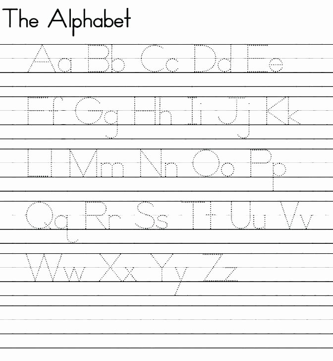Alphabet Tracing Worksheets Pdf Preschool Worksheets Free Alphabet Tracing Worksheets Pdf