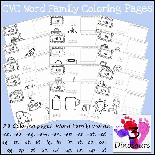 back to school free printable coloring pages elegant new cvc word family coloring pages short a vowel of back to school free printable coloring pages