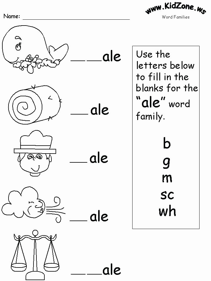 Am Word Family Worksheet Am Word Family Worksheets Collection Am Word Family