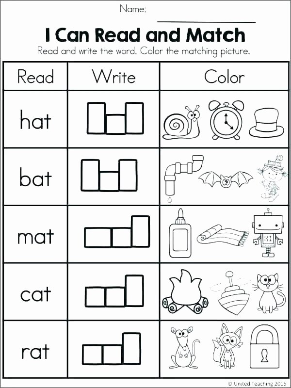 Am Word Family Worksheet Og Word Family Worksheets at Family Worksheets for