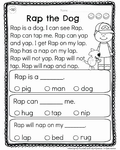 Am Word Family Worksheets Ap Family Worksheets