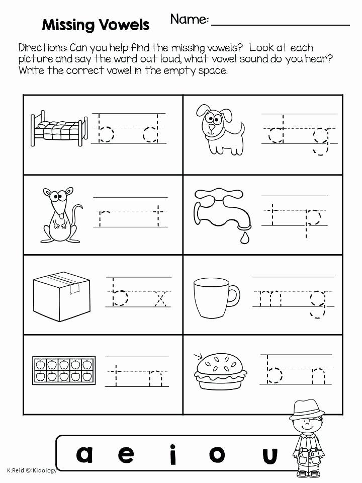 Am Word Family Worksheets Cvc at Family Worksheets