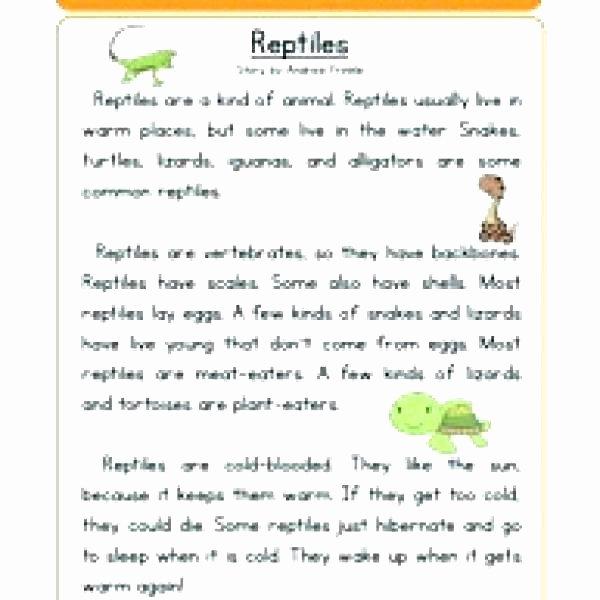 Amphibian Worksheets for Second Grade Amazing Worksheets