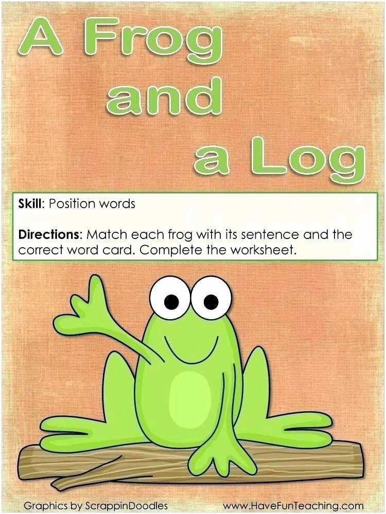 amphibian worksheets for second grade positional words worksheets grade for 1 position kindergarten amphibian worksheets for second grade