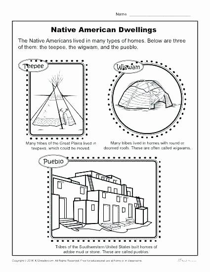 Animal Homes Worksheet Native American Pictograph Worksheets Native Pictograph