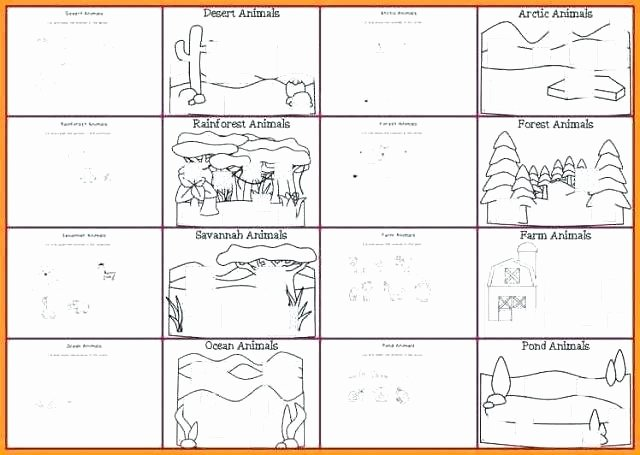 Animals and their Habitats Worksheets Free Printable Worksheets Animal Habitats Animals and