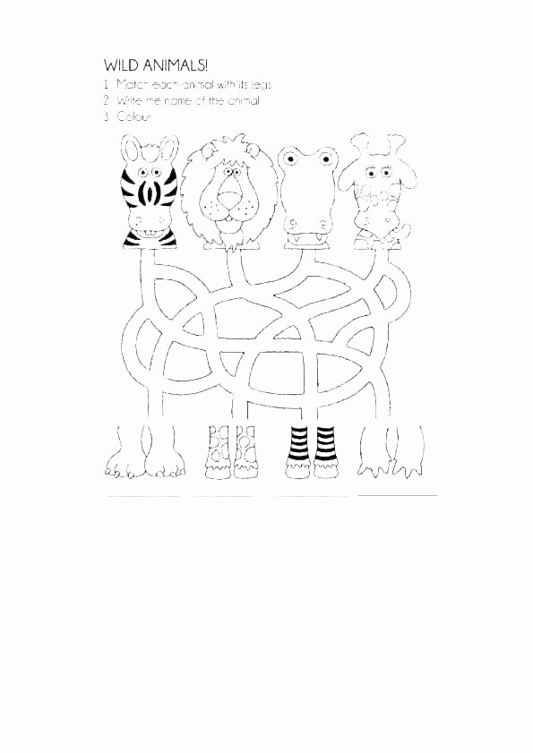 Animals and their Habitats Worksheets Grade 2 Science Worksheets Animals Class 4 Science