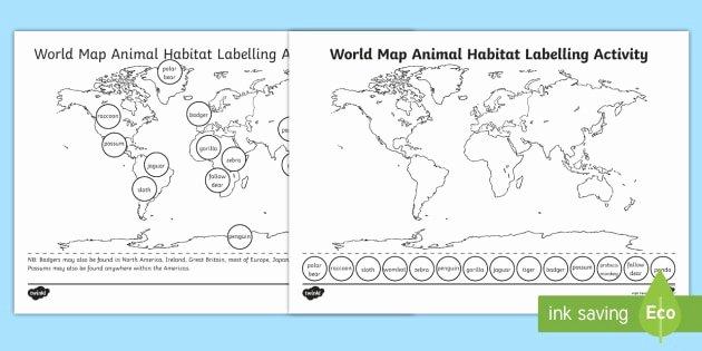 t2 g 439 world map animal habitat labelling activity ver 1