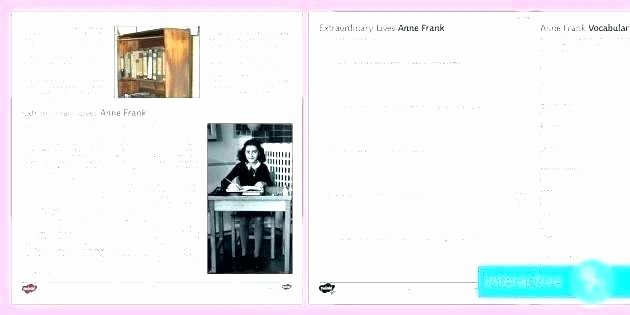 Anne Frank Worksheets Middle School Diary Of Anne Frank Worksheets – Petpage