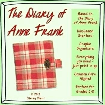 Anne Frank Worksheets Middle School Diary Worksheets Diary Anne Frank Worksheets Free Diary