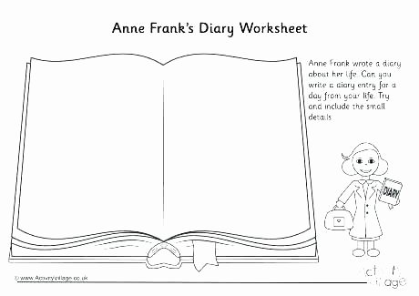 Anne Frank Worksheets Middle School Frank Going Into Hiding Worksheet the Diary Anne