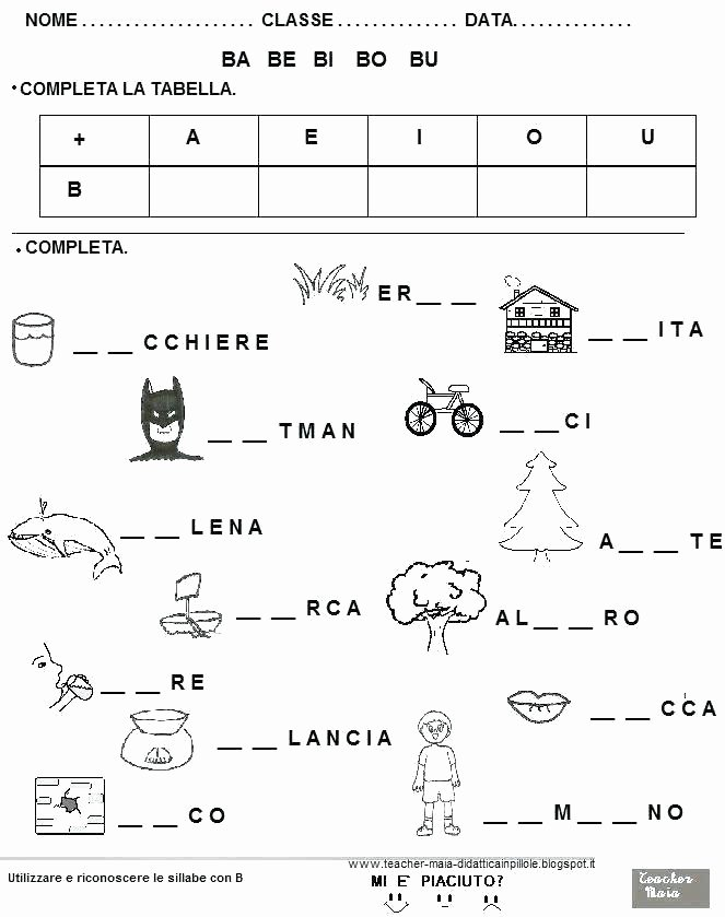 Antonyms Worksheets for Kindergarten Italian Worksheets for Kids