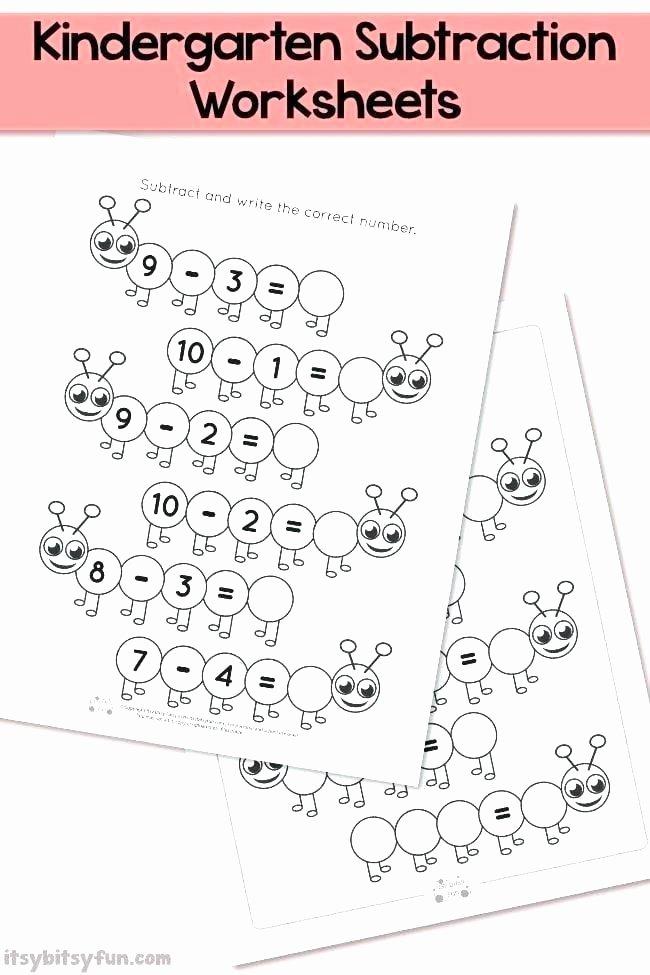 Apple Worksheets Kindergarten Fresh Math Activities for Kindergarten Pinterest – Kcctalmavale