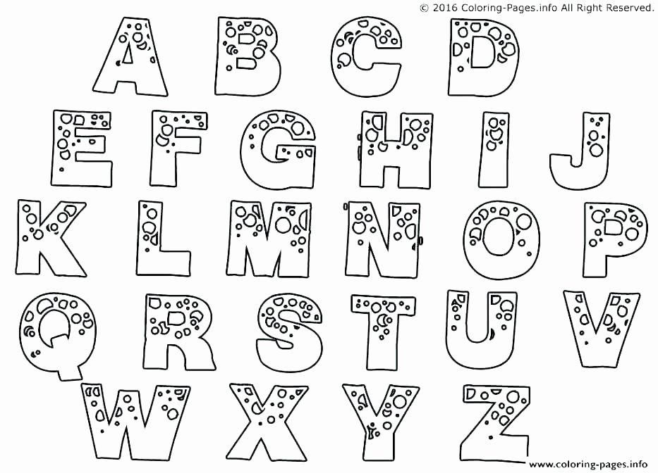 Arabic Alphabet Worksheets for Preschoolers Alphabets Coloring Pages – Firststeppreschool
