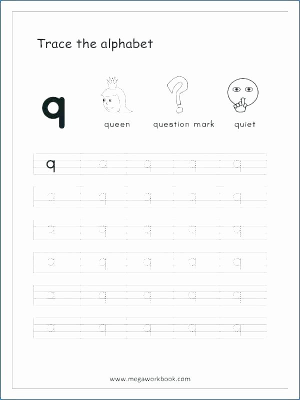 Arabic Alphabet Worksheets Printable New Free Alphabet Tracing Worksheets