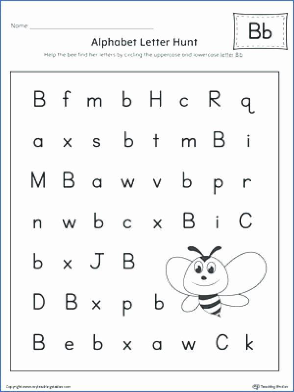 Arabic Alphabet Worksheets Printable Unique Alphabet Worksheets for First Grade