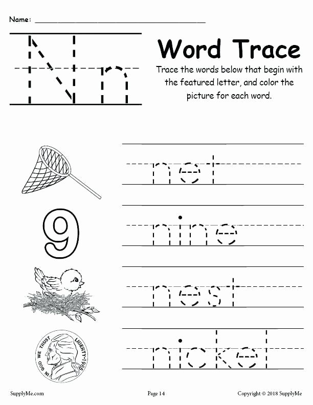 Arabic Letters Worksheets Free Alphabet Tracing Worksheets