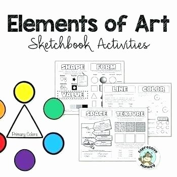 Art Worksheets Middle School Lovely Art Worksheets for Middle School