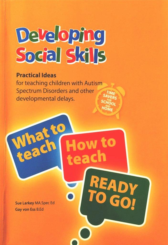 Autism Worksheets social Skills Emotional Regulation