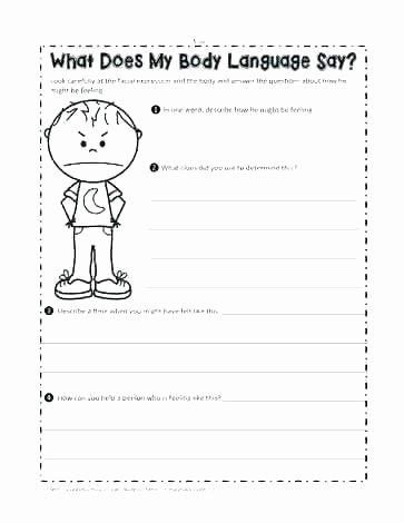 Autism Worksheets social Skills Teaching social Skills to Youth Worksheets