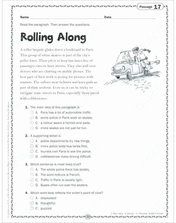 Automotive Worksheets for Highschool Students Elegant Free Printable Worksheets for Middle School French Grade 1