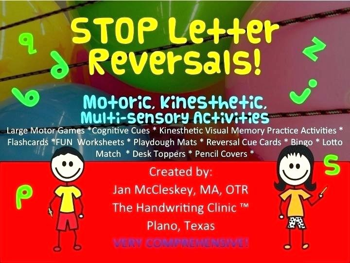 B and D Reversals Worksheets Letter Reversal Worksheets and Number Printable Reversals