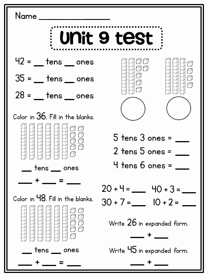 Base 10 Blocks Clipart Place Value Base Ten Blocks Worksheets Subtraction with