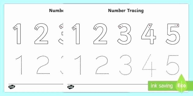 Bd Reversal Worksheets Number formation Worksheets 1 10 Number formation Worksheets