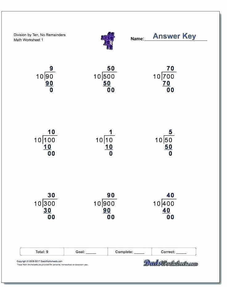 Beginner Division Worksheets with Pictures Easy Division Worksheets