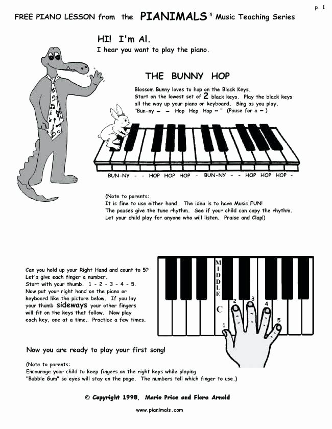 Beginner Piano Worksheets Beginner Piano Worksheets Pdf