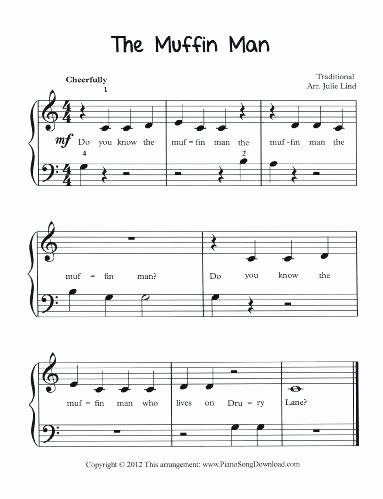 Beginner Piano Worksheets How to Read Sheet Music theory Academy Piano Example