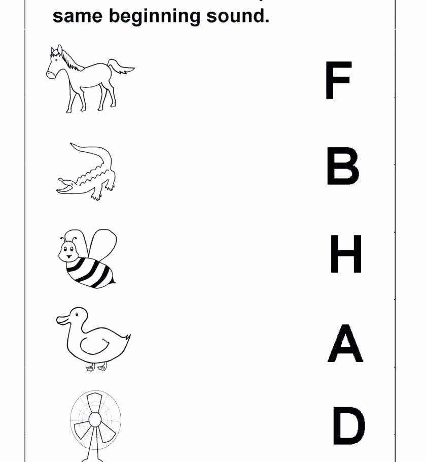 Beginning and Ending sound Worksheets Ch sound Worksheets