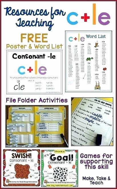 Beginning and Ending sounds Worksheet Phonics Final Doub Consonants Review Consonant Words