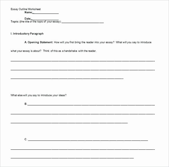Bibliography Practice Worksheets Best Opinion Essay Examples Ideas Persuasive Essays and