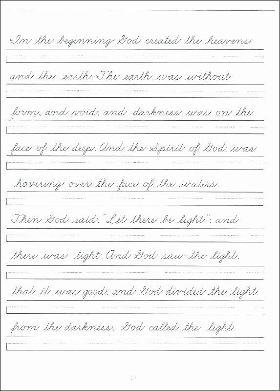 Blank Cursive Practice Sheets 1st Grade Handwriting Worksheets
