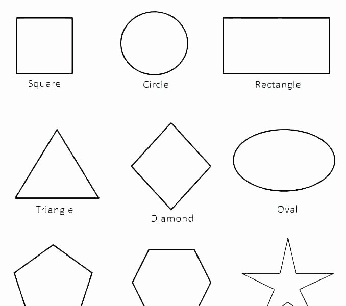 Blank Heart Diagram to Label Tag Shape Template