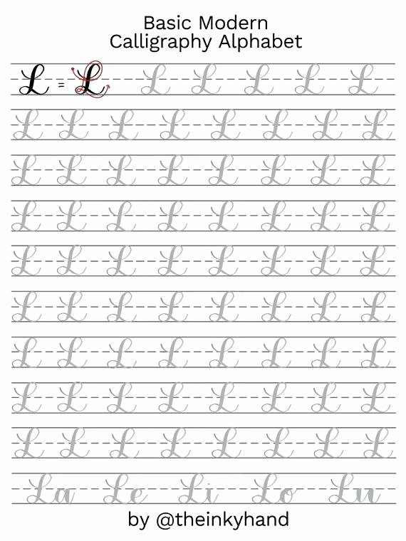 Blank Hiragana Practice Sheets Calligraphy Writing Practice Worksheets