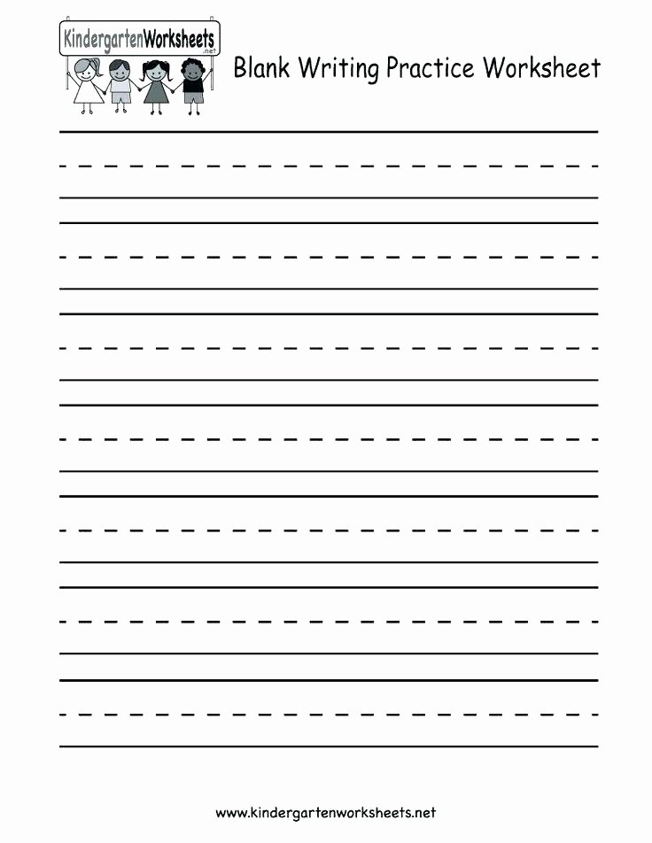 Blank Spelling Practice Worksheets Printable Fill In the Blank Worksheets