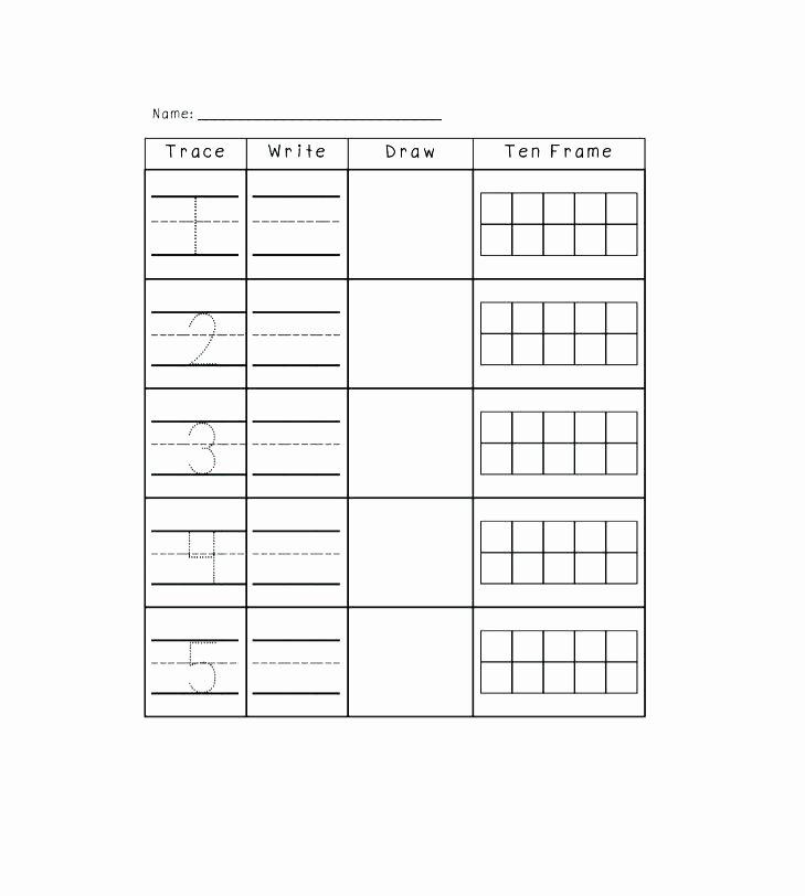 Blank Ten Frame Worksheets Teen Numbers with Ten Frames Worksheets Freebie by Frame 11 20