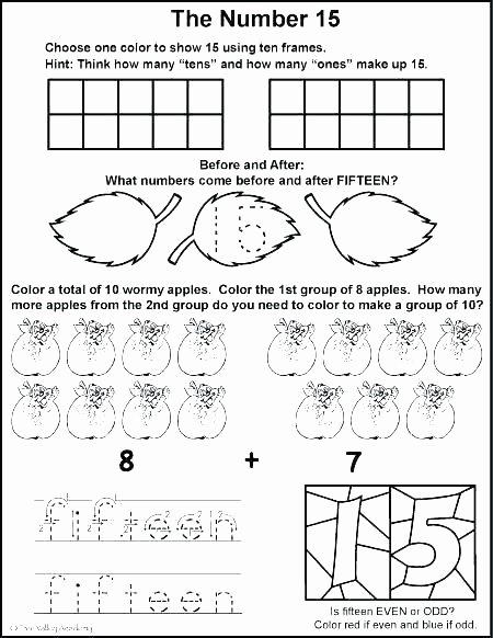 Blank Ten Frame Worksheets Ten Frame Addition Worksheets for Kindergarten