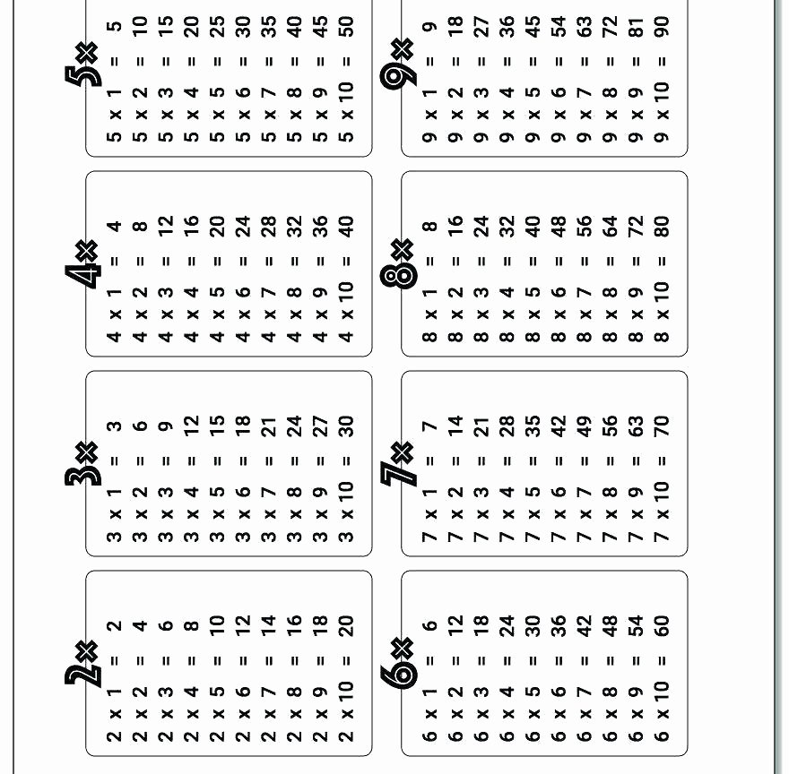 Blank Times Table Grid Multiplication Table Activity Worksheets