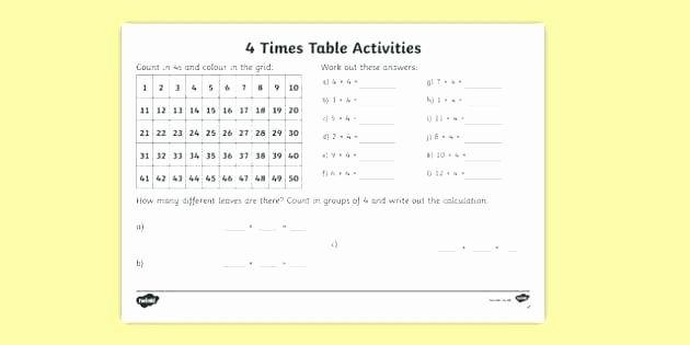 Blank Times Table Grid Times Tables Printable Worksheets – Trubs