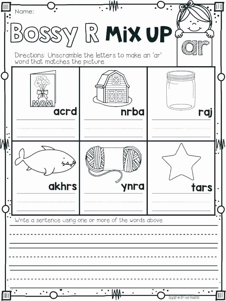 Blending Worksheets 1st Grade Phonics First Grade sound Worksheets Digraph for Free