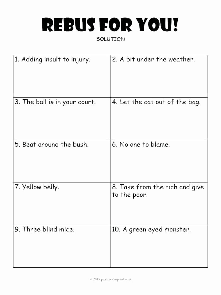 Brain Teaser Printable Worksheets Grade Math Brain Teasers Worksheets Related Free Printable
