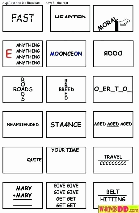 Brain Teaser Worksheets Pdf for More Our Free Puzzles and Brain Teasers Here