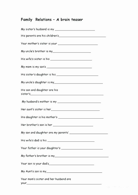 Brain Teasers for Kids Worksheet Math Brain Teasers Worksheets Word Search for Free Printable